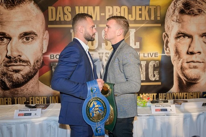 Sven Fornling Vs Dominic Boesel Live Stream Free And H2h Results On Nov 17 2019 At 03 30 Boxing Mygoaltv